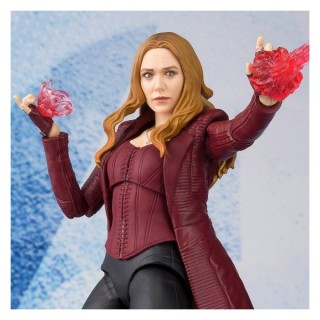 S.H. Figuarts Avengers Infinity War Scarlet Witch Bandai Limited